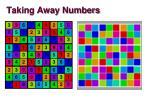taking away numbers