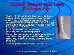 kinesio neuroma case study eliminated pain