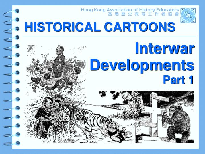 historical cartoons n.