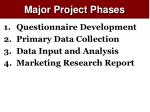 major project phases