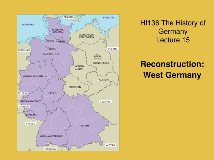 hi136 the history of germany lecture 15 n.