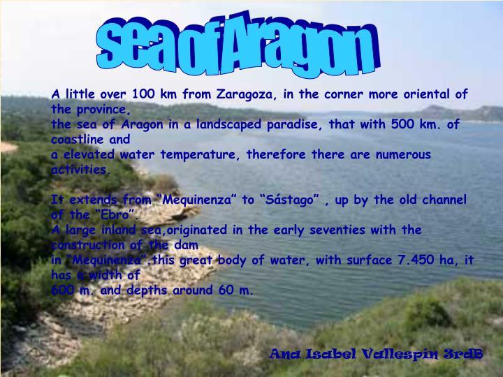 sea of Aragon
