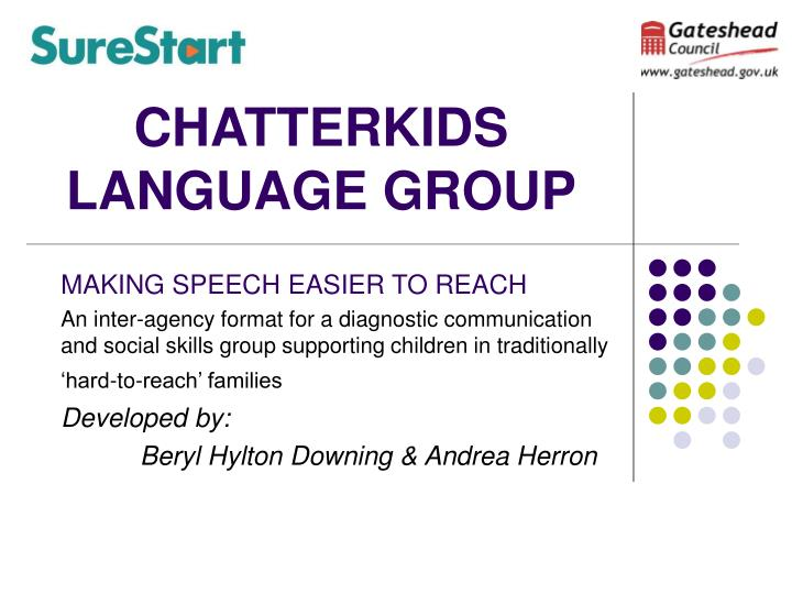 chatterkids language group n.