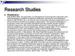 research studies2