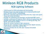 minleon rgb products5
