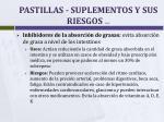 pastillas suplementos y sus riesgos cont1