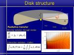 disk structure1