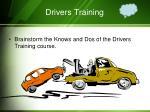 drivers training1