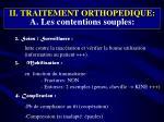 ii traitement orthopedique a les contentions souples1