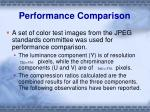 performance comparison2