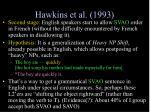 hawkins et al 19934