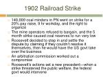 1902 railroad strike