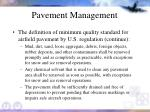 pavement management1
