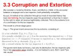 3 3 corruption and extortion