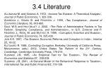 3 4 literature