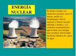 energ a nuclear