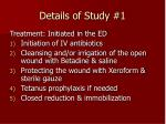details of study 11