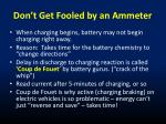 don t get fooled by an ammeter