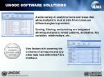 unodc software solutions8