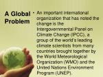 a global problem