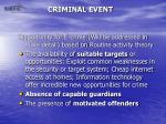 criminal event6