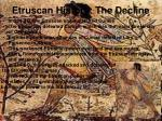 etruscan history the decline