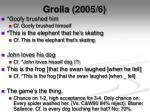grolla 2005 6