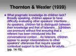 thornton wexler 1999