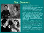 mrs danvers