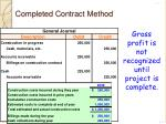 completed contract method1