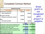 completed contract method3