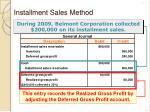 installment sales method1