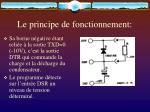 le principe de fonctionnement18