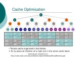 cache optimisation1