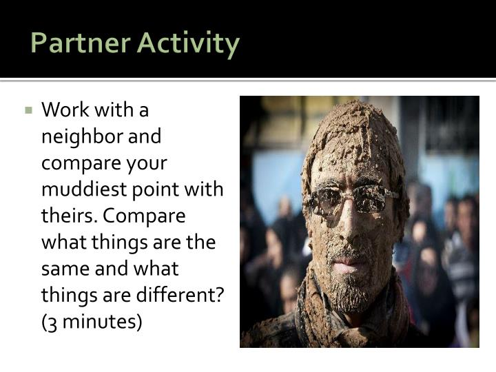Partner Activity