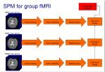 spm for group fmri