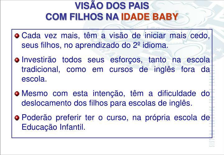 VISÃO DOS PAIS