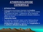 atherosclerose cerebrale1