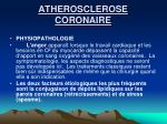 atherosclerose coronaire1