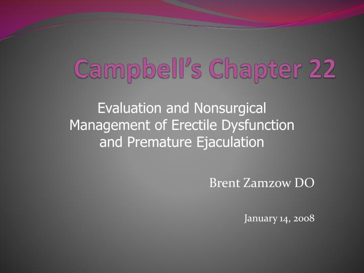 campbell s chapter 22 n.