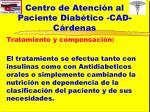 centro de atenci n al paciente diab tico cad c rdenas14