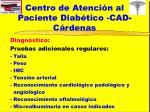 centro de atenci n al paciente diab tico cad c rdenas6