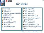 key terms5
