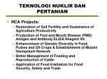 teknologi nuklir dan pertanian3