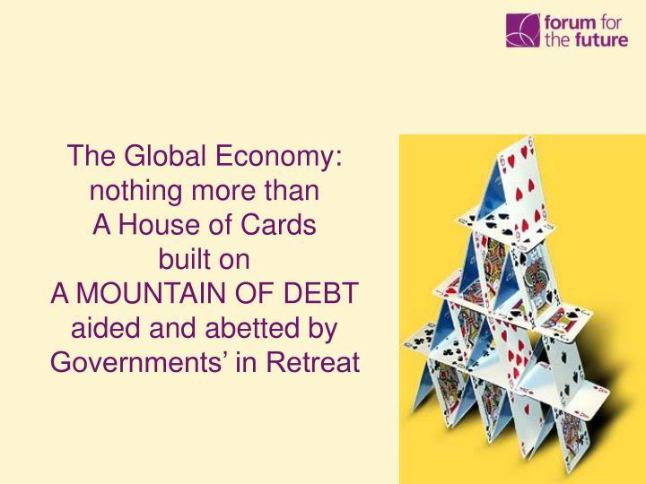 The Global Economy: