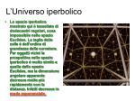 l universo iperbolico