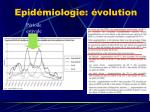 epid miologie volution