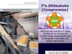 7 s shitsukoku compromiso