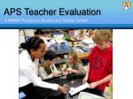 aps teacher evaluation1