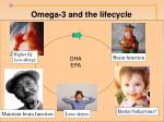 omega 3 and the lifecycle